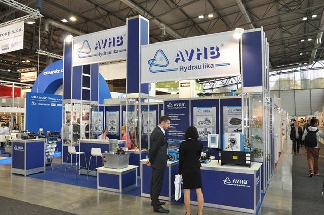 BVV 2013   AVHB Hydraulika s r o